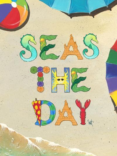 Seas the Day-Scott Westmoreland-Art Print