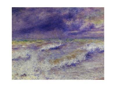 Seascape, 1879-Pierre-Auguste Renoir-Giclee Print