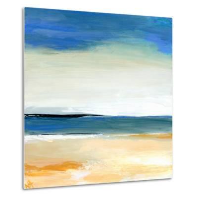 Seascape 2-Niki Arden-Metal Print