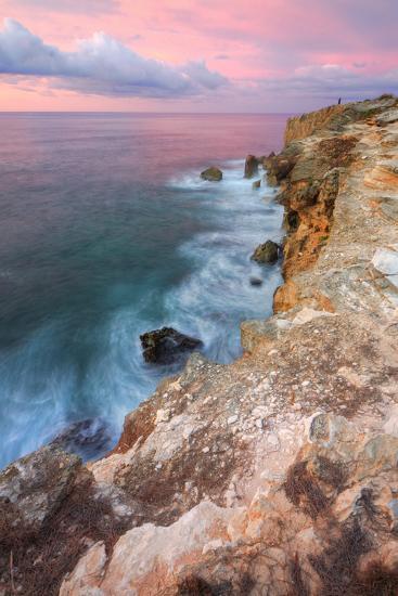 Seascape at Shipwreck Beach, Poipu-Vincent James-Photographic Print