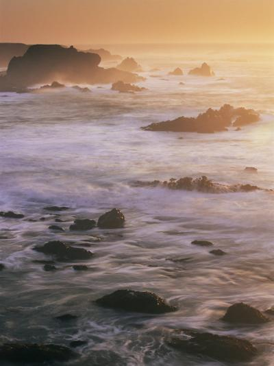 Seascape, Big Sur Coast, California, United States of America, North America-Colin Brynn-Photographic Print