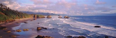 Seascape Cannon Beach OR USA--Photographic Print