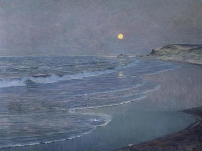Seascape, circa 1892-93-Alexander Thomas Harrison-Giclee Print
