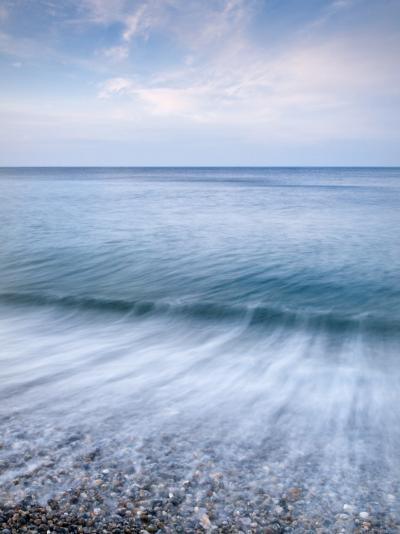 Seascape, Durdle Door Beach, Dorset, UK-Nadia Isakova-Photographic Print