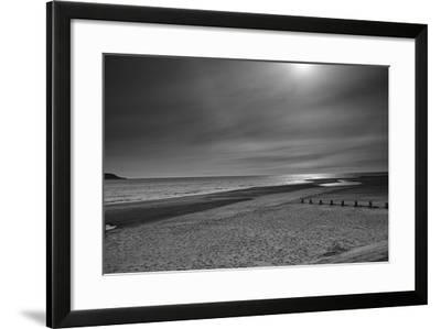 Seascape from Beach-Clive Nolan-Framed Photographic Print