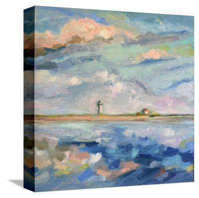 Seascape II-Kim McAninch-Stretched Canvas Print