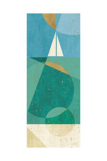 Seascape II-Veronique Charron-Art Print