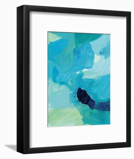 Seascape II-Lynn Mack-Framed Art Print