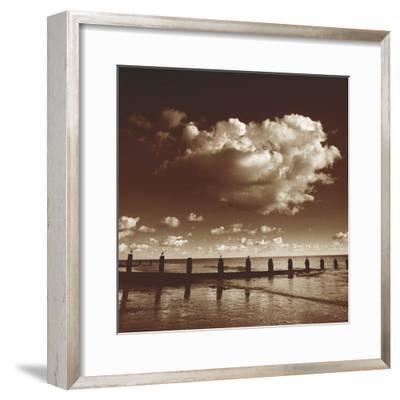 Seascape III-Bill Philip-Framed Giclee Print