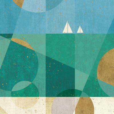 Seascape IV-Veronique Charron-Art Print
