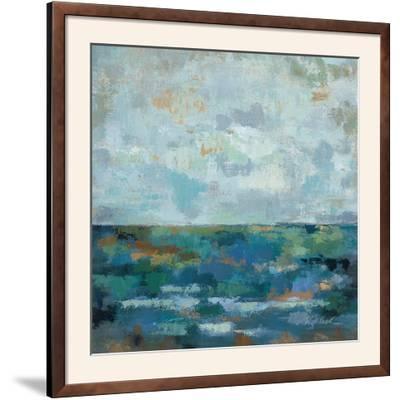 Seascape Sketches II-Silvia Vassileva-Framed Photographic Print