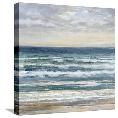 Seascape Skies-Tania Bello-Stretched Canvas Print