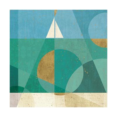 Seascape V-Veronique Charron-Art Print
