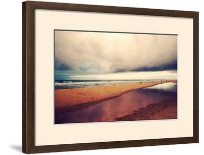 Seascape-Dirk Wuestenhagen-Framed Art Print
