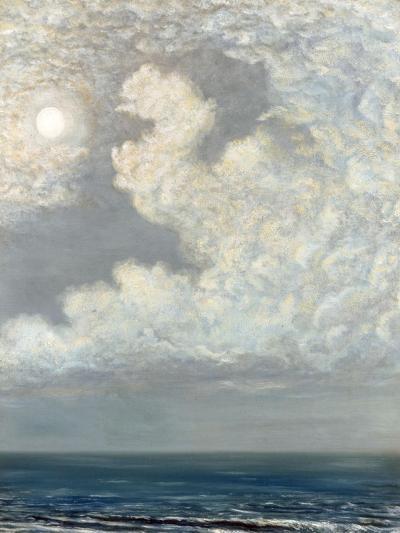 Seascape-William Blake Richmond-Giclee Print