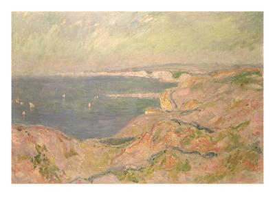 Seascape-Claude Monet-Giclee Print