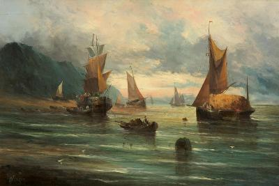 Seascape-George Knight-Giclee Print