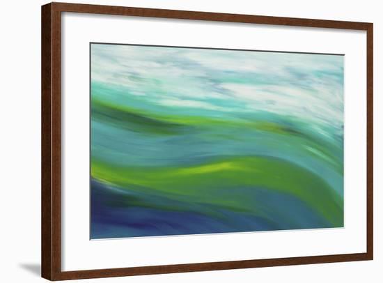Seascape-Hilary Winfield-Framed Giclee Print