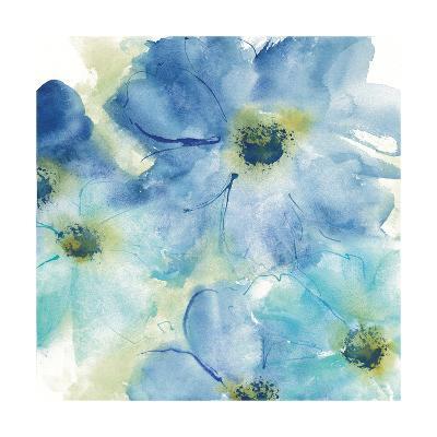 Seashell Cosmos I White-Chris Paschke-Art Print