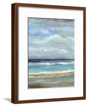 Seashore VII-Silvia Vassileva-Framed Art Print