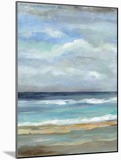 Seashore VII-Silvia Vassileva-Mounted Art Print