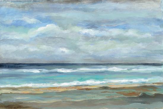 Seashore-Silvia Vassileva-Art Print