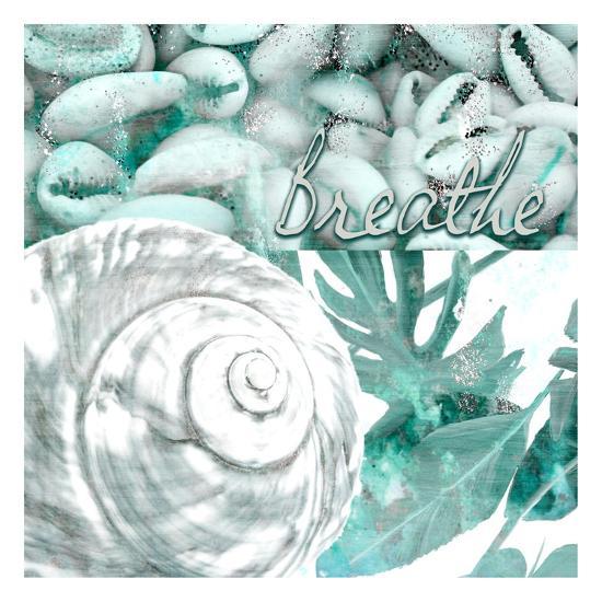Seaside 4-Kimberly Allen-Art Print
