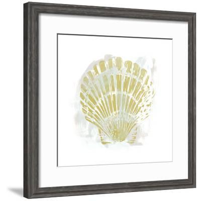 Seaside Blockprints I-June Vess-Framed Art Print