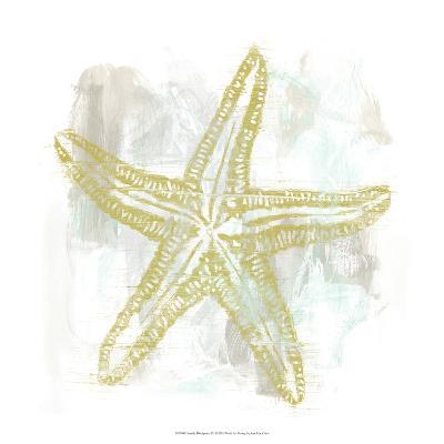Seaside Blockprints IV-June Erica Vess-Giclee Print