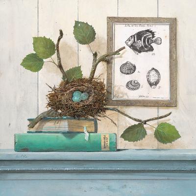 Seaside Branch-Arnie Fisk-Art Print