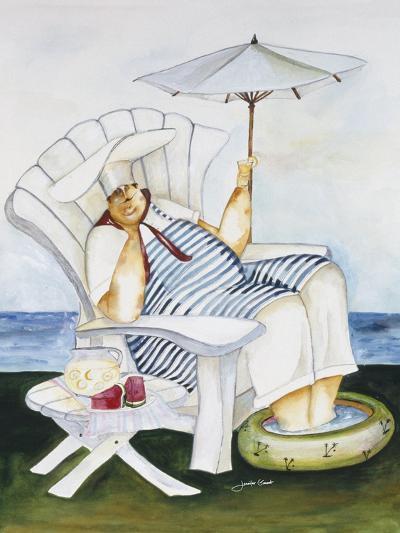 Seaside Chef-Jennifer Garant-Giclee Print