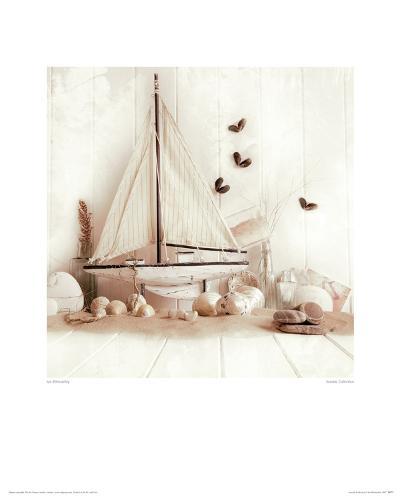 Seaside Collection-Ian Winstanley-Giclee Print