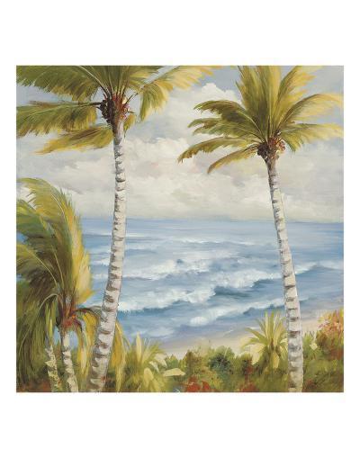 Seaside Escape-Marc Lucien-Art Print