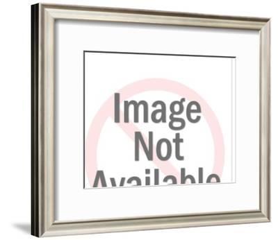 Seaside I-Kathleen Denis-Framed Premium Giclee Print