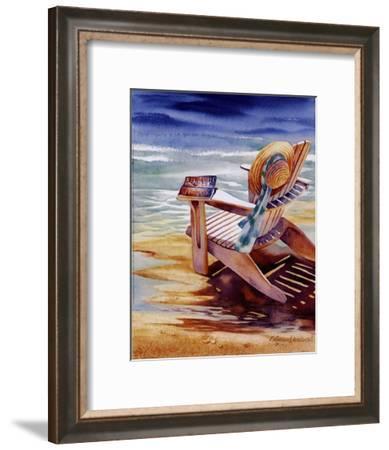 Seaside IV-Kathleen Denis-Framed Art Print