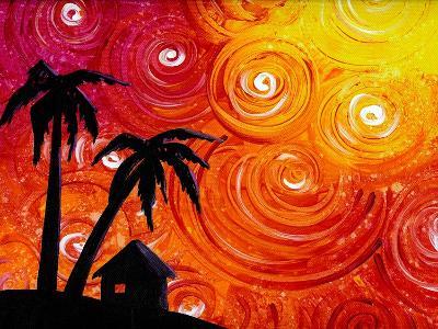 Seaside Lights-Cindy Thornton-Art Print