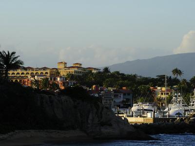 Seaside Resort of Palmas Del Mar and Marina-Raul Touzon-Photographic Print