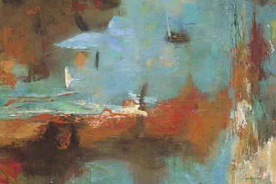 Seaside Rhythm 2-Gabriela Villarreal-Art Print