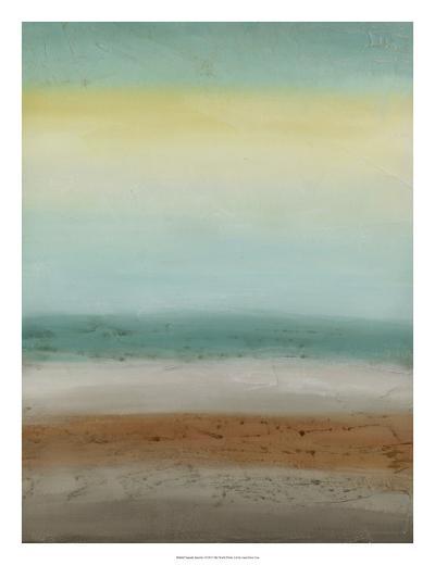 Seaside Serenity I-June Vess-Premium Giclee Print