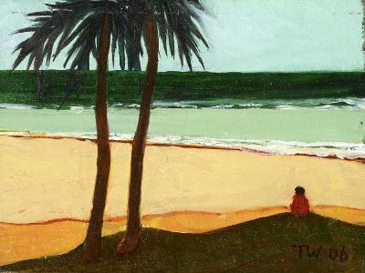 Seaside Solitude, 2006-Tilly Willis-Giclee Print
