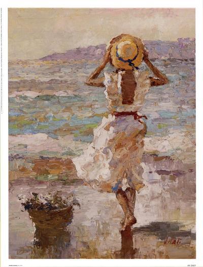 Seaside Summer I-Vitali Bondarenko-Art Print