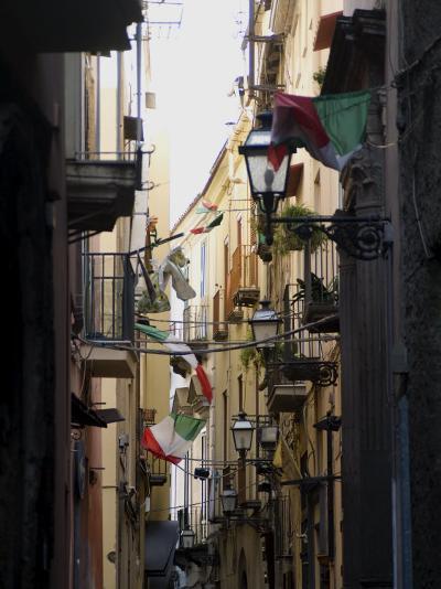 Seaside Town of Sorrento, Near Naples, Campania, Italy, Europe-Ethel Davies-Photographic Print