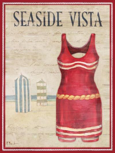 Seaside Vista-Paul Brent-Art Print