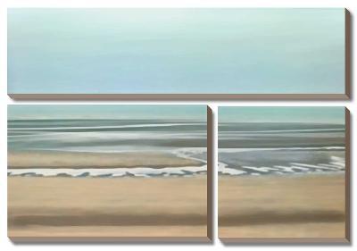 Seaside-Tandi Venter-Canvas Art Set
