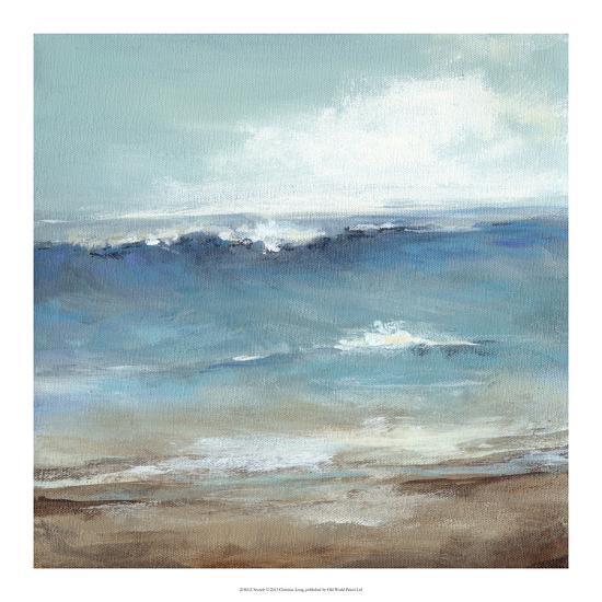 Seaside-Christina Long-Premium Giclee Print