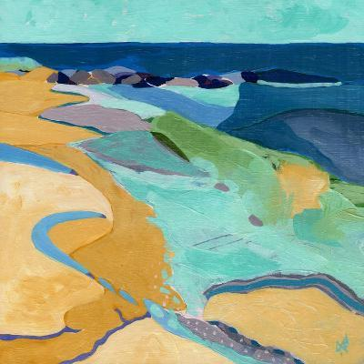 Seaside-Ann Thompson Nemcosky-Art Print