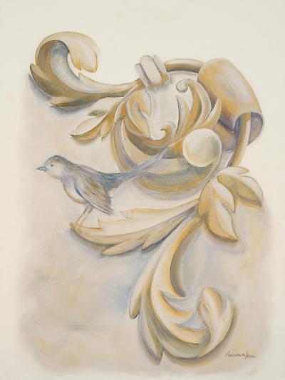 Season's Crest II-Hakimipour-ritter-Art Print