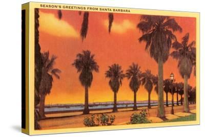 Season's Greetings from Santa Barbara, California