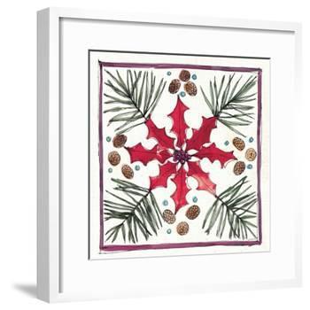 Seasonal Charm VII-Anne Tavoletti-Framed Art Print