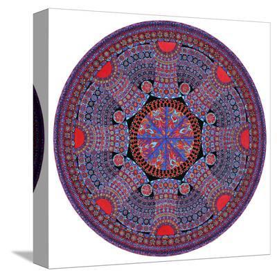 Seasonal Spin-Lawrence Chvotzkin-Stretched Canvas Print